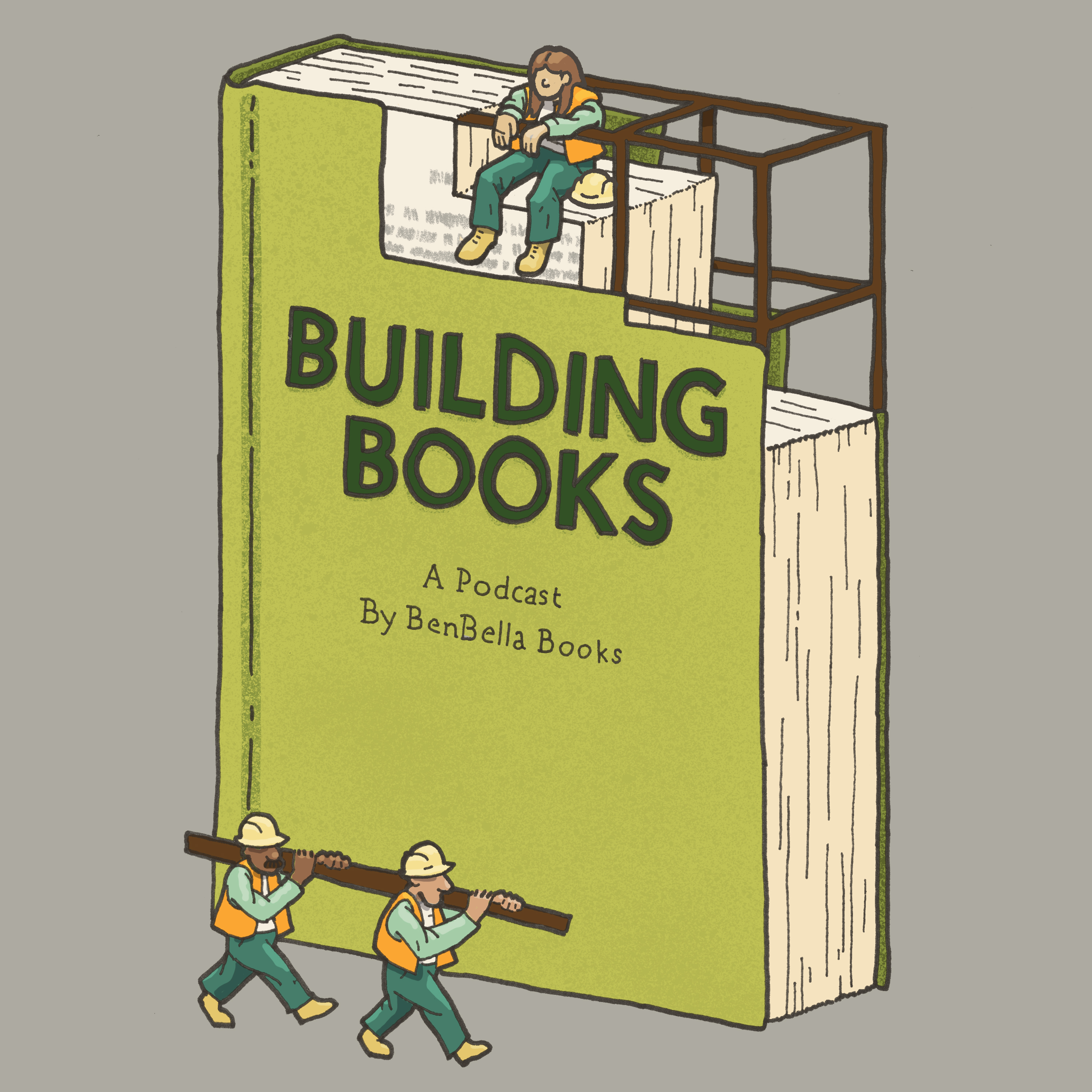 Building Books Podcast