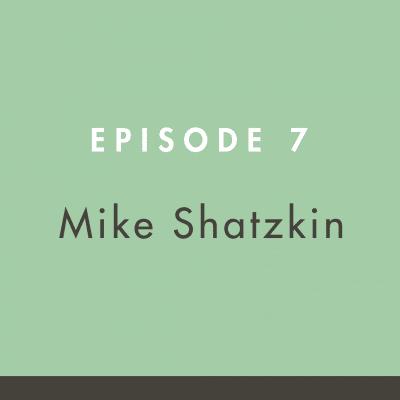 Mike Shatzkin on the Building Books Podcast